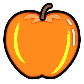 りんごの色づき加工向き