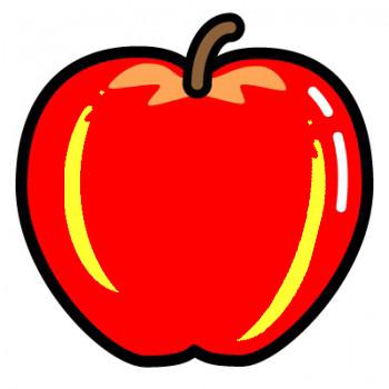 りんごの色づき特選・秀