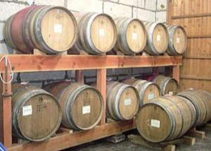 1940年来のワイン倉